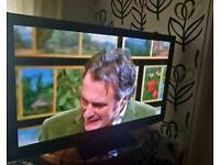 tv Samsung 50inch built in freeview and full HDMI