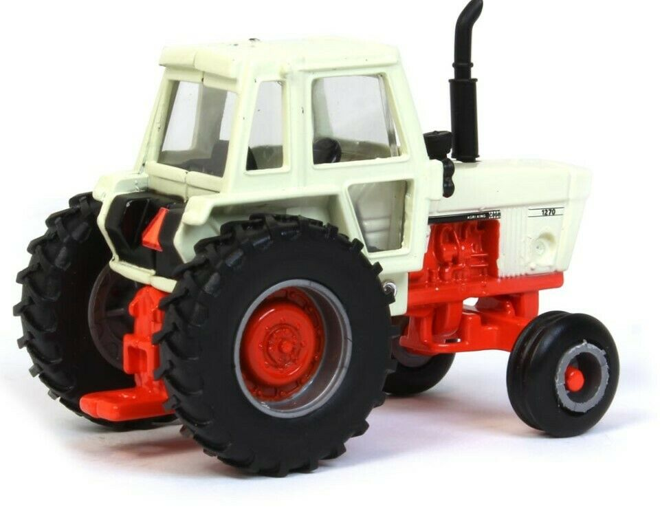 1/64 Case IH 1270 Wide Front Tractor - Ertl Toy 3
