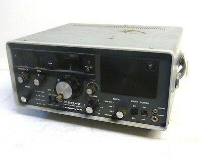 Yaesu Musen FRG-7 Communications Receiver HAM/Amateur Radio Receiver