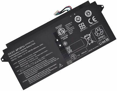 US Ship Genuine AP12F3J Battery for Acer Aspire S7-391 S7-392 S7-393 Ultraboo