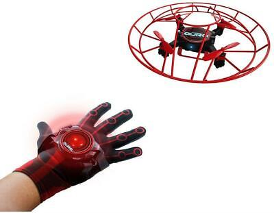 Aura GestureBotics Telekinetic Gesture-Controlled Flying Drone