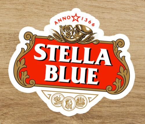 Grateful dead Stella Blue 3 inches premium sticker decal Jerry Garcia Deadhead