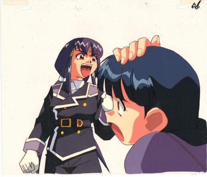 Anime Cel Tenchi #380
