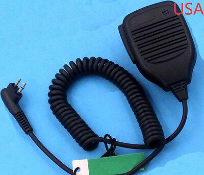 Hand Held Shoulder Mic Speaker For Hyt Radio Tc-446s Tc-500 Tc-518 Tc-600 Tc-610