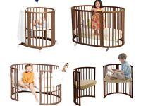 Stokke Sleepi - Crib / Cot / Toddler Bed