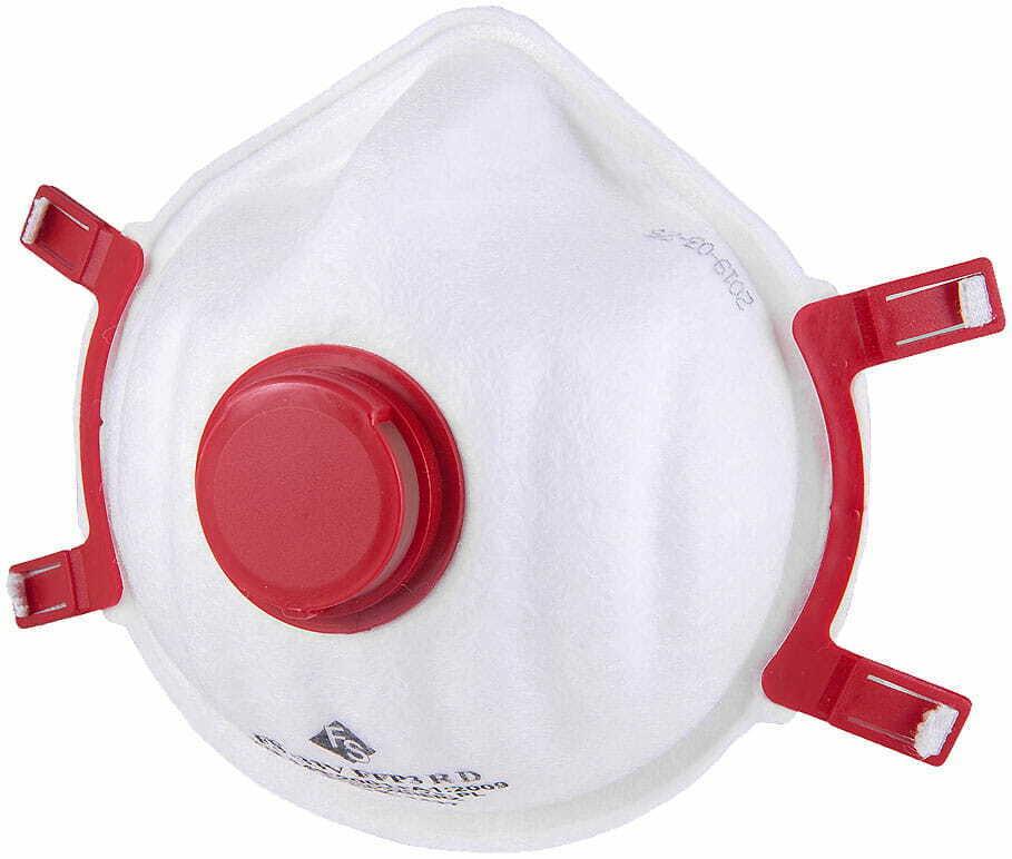 FFP3 RD Wiederverwenbar mit Ventil Schutzmaske Maske OP Maske Mundschutz Labor
