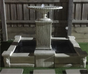 Grange Fountain at 12-Months Interest Free