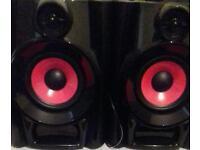 Bush speakers for sale