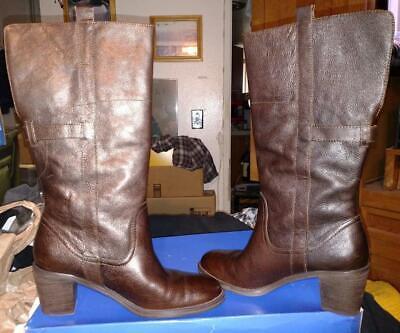 White Mountain Odessa Brown Boots 10M 200-W0001 for sale  San Diego