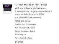 """New Model - MacBook Pro 13"""""""