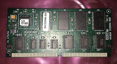 Veeder-root Nvmem-203 Memory Card Module 332966-203 Tls-350 Gilbarco
