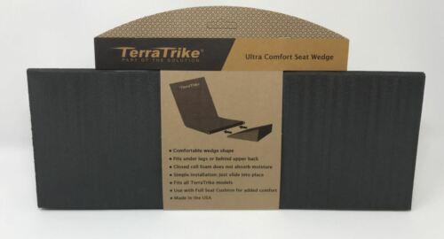 TerraTrike Ultra Comfort Seat Wedge - WIDE