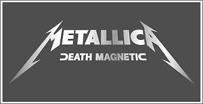 Metallica Death Magnetic Music Bumper sticker, wall decor, v