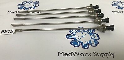 Olympus A20906a A20907a A20905a Blind Obturator Surgical Lot 6815