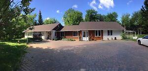 Perfect House - Lac Simon - maison à vendre- accès Plage- beach