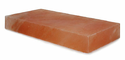 IndusClassic 16X8X2 Inch Himalayan Salt Block, Plate, Slab for Cooking, Grilling
