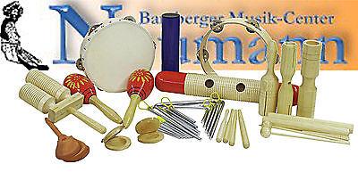 Orff Rhythmus Set 1 Percussion 20 Instrumente