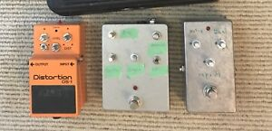 Misc partially working pedals