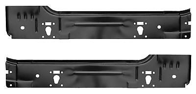 Inner Rocker Panel 99-15 Ford F250SD & 00-05 Excursion Regular Cab-PAIR (Inner Rocker Panel)