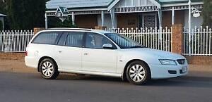 2006 Holden Commodore Wagon Port Pirie Port Pirie City Preview