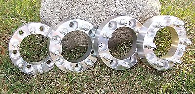 (Fit TOYOTA (6x5.5) FJ40 4X4 4WD WHEEL ADAPTERS SPACERS 1.5