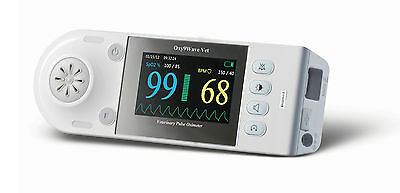 Bionet Oxy9wave Vet Veterinary Pulse Oximeter 3.2 Lcd Color Display New In Box