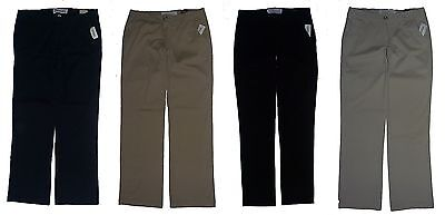 Womens AEROPOSTALE Basic Khaki Uniform Twill Pants Slim/Classic/Curvy NWT #2106