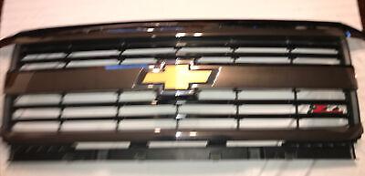 Chevrolet Grille 2015-2017 Silverado 2500, 3500 Z 71