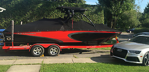 2008 centurion enzo sv 240 2008 (THE WAKE SURF MACHINE)