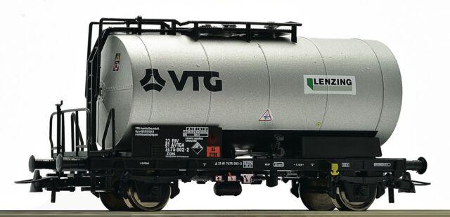 ROCO 67447 Kesselwagen VTG/Lenzing Ep 6 Auf Wunsch Achstausch für Märklin gratis