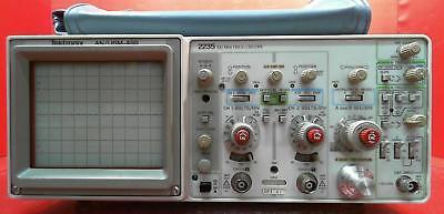 Tektronix 2235 Anusm-488 100 Mhz Oscilloscope At415491199