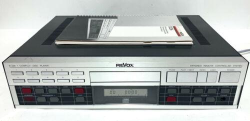 REVOX Model B 226 CD Compact Disc Player - Rare & Vintage - SERVICED!