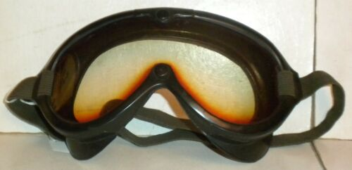 military flying goggles original box extra lens instruction sheet