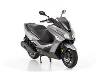 KYMCO X-TOWN 300 CC SUPER SCOOTER, NEW, FINANCE AVAILABLE.