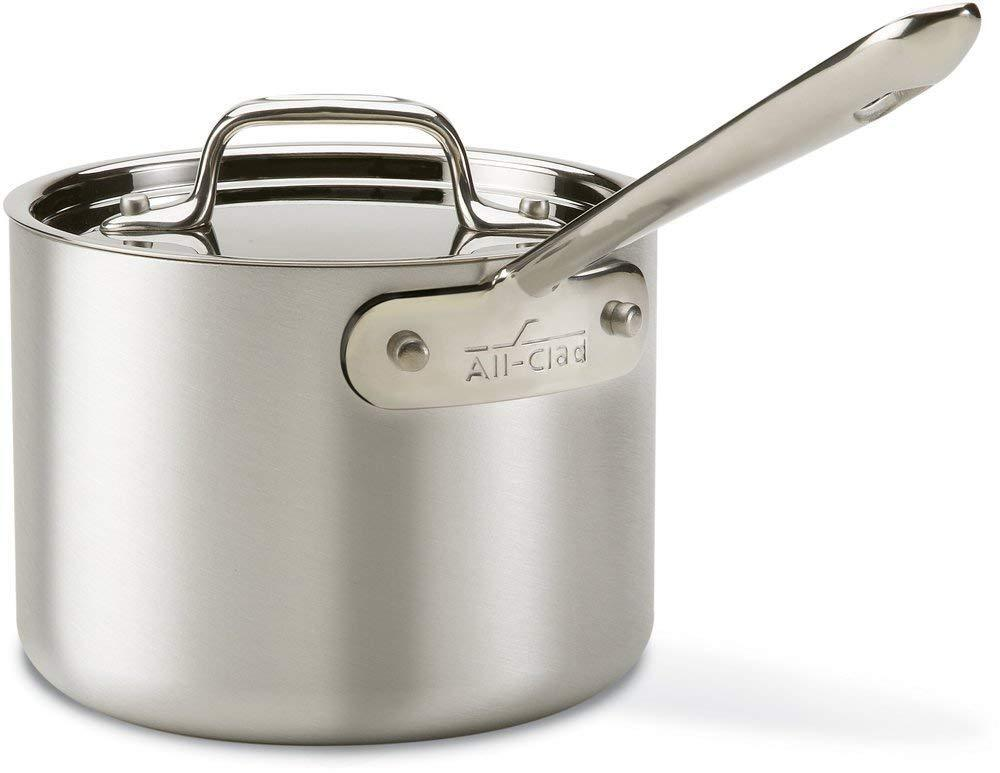 All-Clad MC2 Professional Stainless Steel Bi-Ply Pans and St