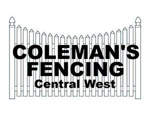 Coleman's Fencing Central West Wallerawang Lithgow Area Preview