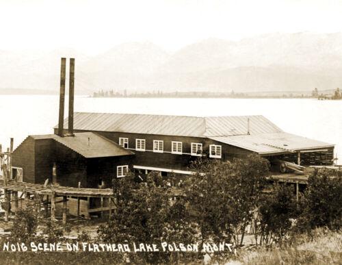 "Hingham 1870-1910 Center School MA Old Photo 8.5/"" x 11/"" Reprint"