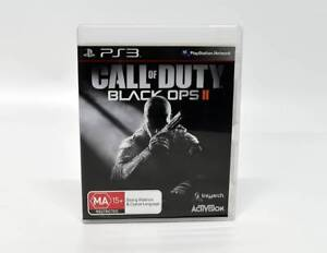 Call Of Duty: Black Ops II (Two) PS3 Game $5 Cash Pick Up