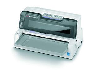 OKI Microline ML6300FB-SC Nadeldrucker 24-Nadel-Drucktechnologie Praxisdrucker