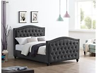 Daytona Double Bed Frame