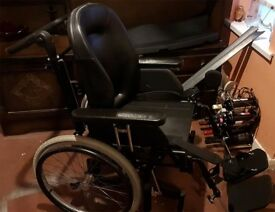 Wheelchair and accessories: Top quality Norwegian-made