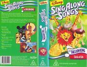 Disney Sing Along Video