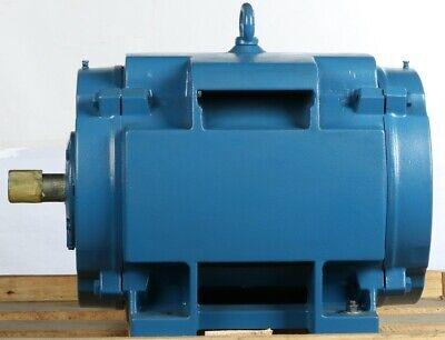 New 10015869 Weg 75hp Electric Motor 208-230v460v
