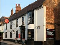 Enthusiastic Front of House Team Member for the King's Head Holt £7.20 per hour plus tips