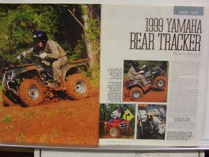 Yamaha Bear Tracker For Sale Uk