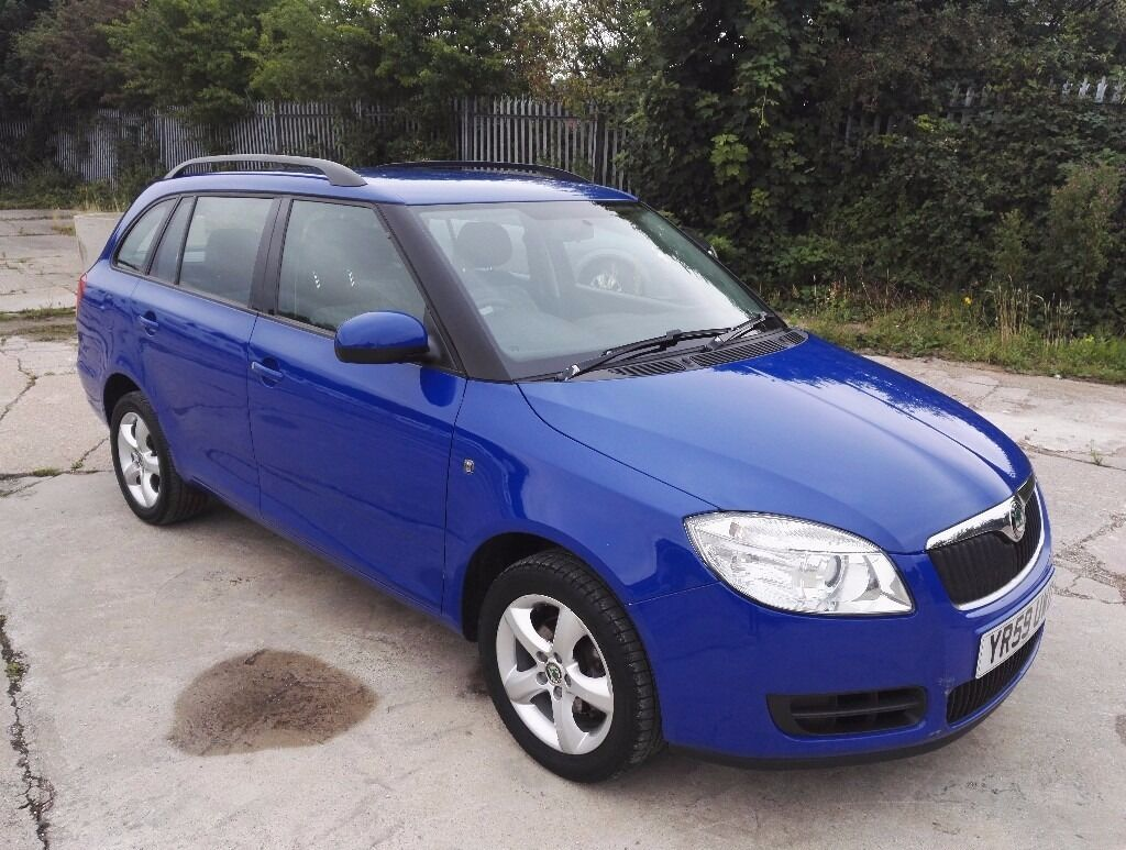 2009 skoda fabia 1 2 htp 12v 2 5dr full mot hpi clear in mansfield woodhouse nottinghamshire. Black Bedroom Furniture Sets. Home Design Ideas