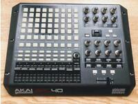 Akai APC40 Ableton Controller
