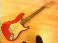 Crafter Cruiser Strat electric guitar PRICE DROP £40