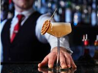 Experienced Cocktail Staff Required