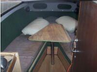 motor cruiser shetland blackhawk 19